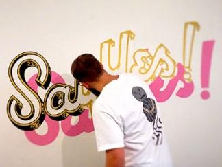 Say Yes Mural